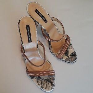"""Claudia Ciuti  """"Franca"""" heels"""